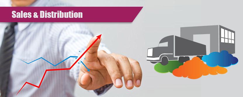 Sales Distribution Software